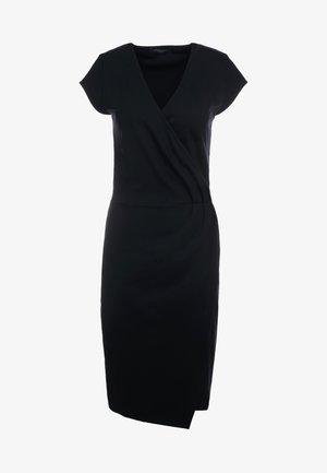 TAMI ROSIE DRESS - Shift dress - black