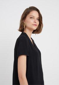 Bruuns Bazaar - LILLI KENRY DRESS - Vestido informal - black - 3