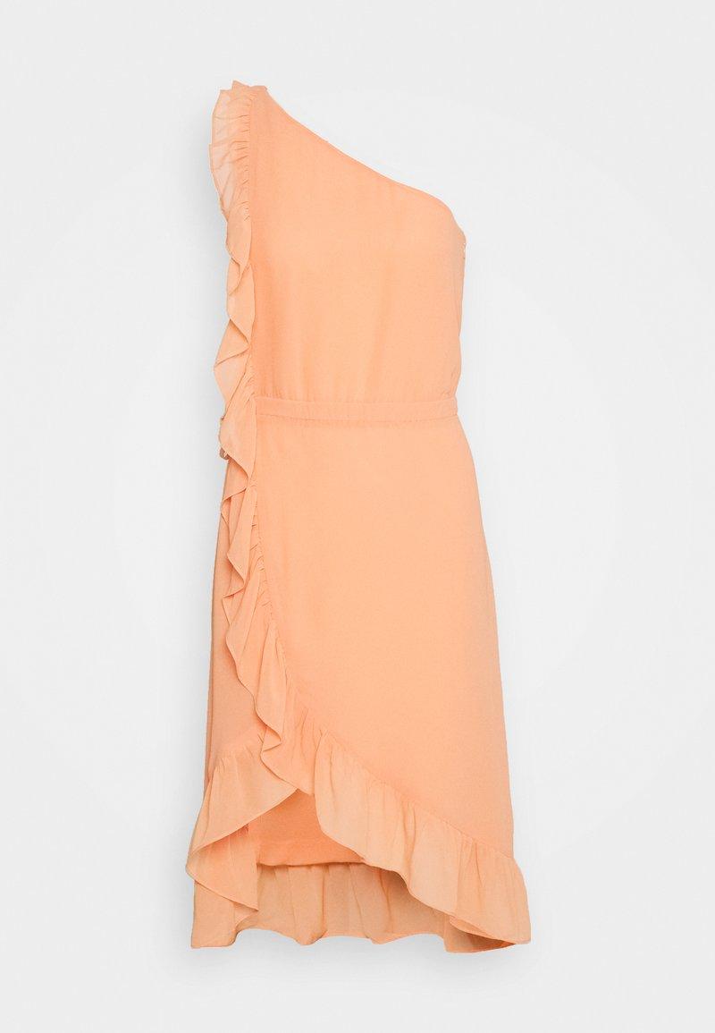 Bruuns Bazaar - ROSALINA KENDRA DRESS - Vestito elegante - coral
