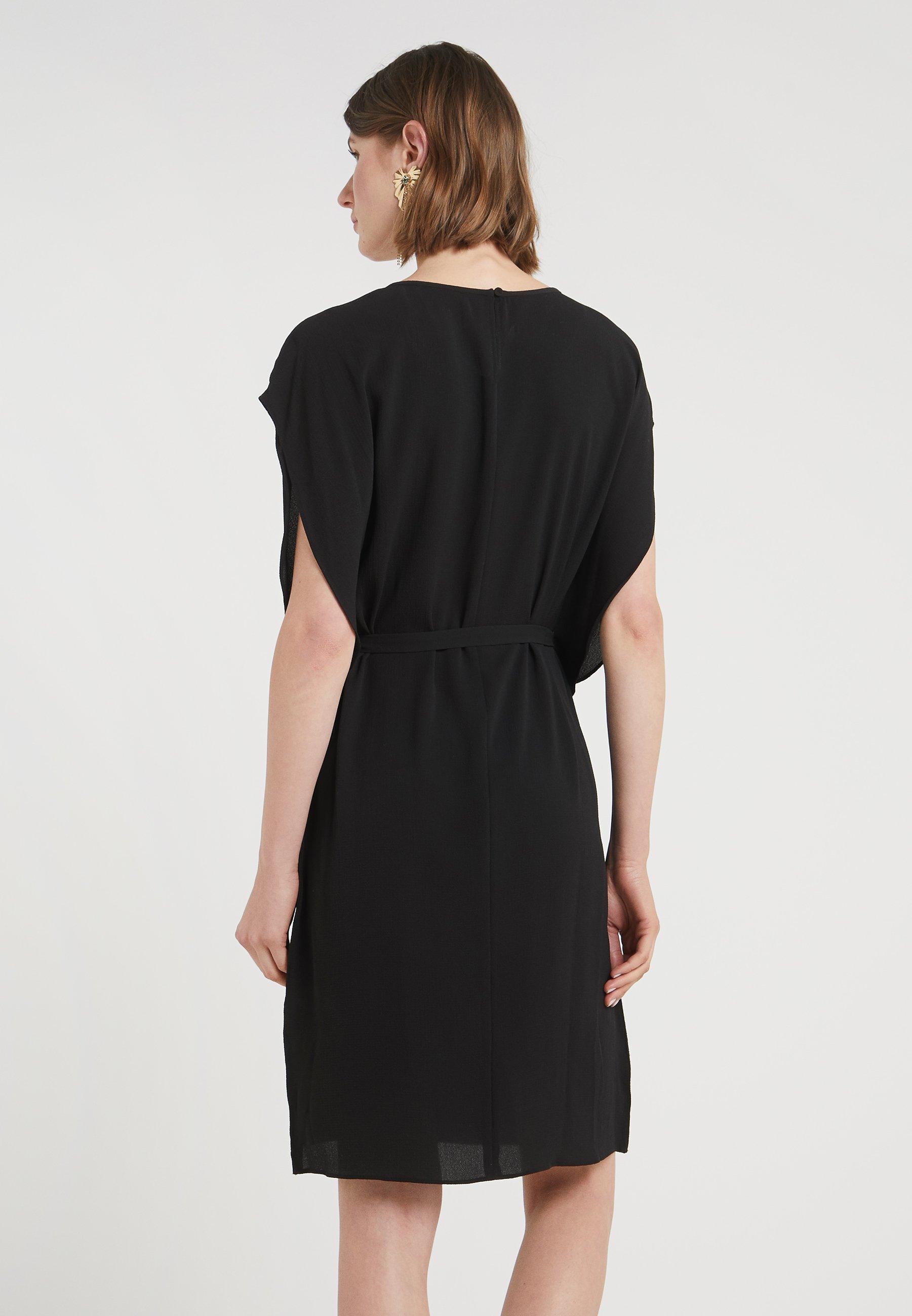 Frea D'été Bazaar Black Bruuns DressRobe Ines QrdCtshx