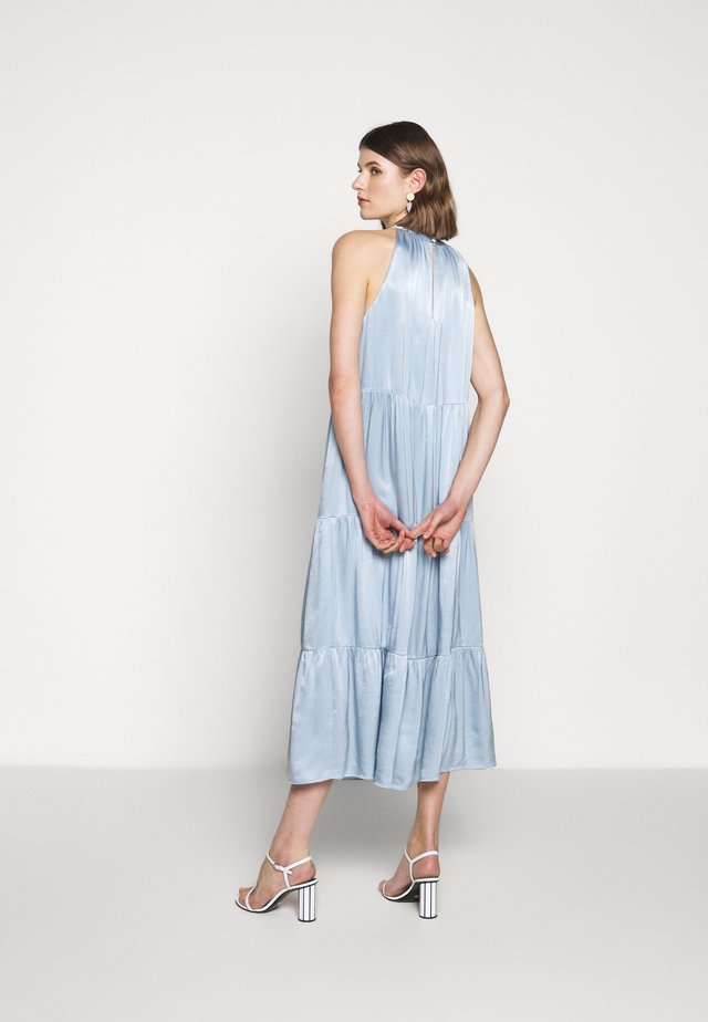 GRO MAJA DRESS - Juhlamekko - blue mist