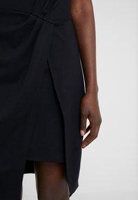 Bruuns Bazaar - THAILA HELENA DRESS - Jersey dress - black - 6