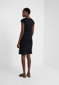 Bruuns Bazaar - THAILA HELENA DRESS - Jersey dress - black - 2
