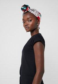 Bruuns Bazaar - THAILA HELENA DRESS - Jersey dress - black - 3