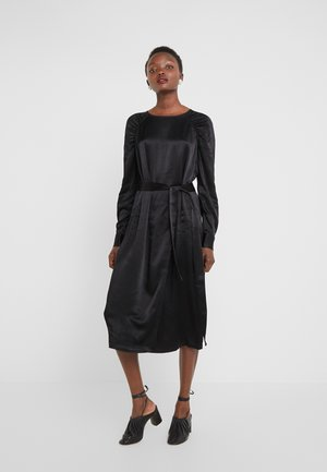 PHILOSOPHY NILE DRESS - Sukienka koktajlowa - black