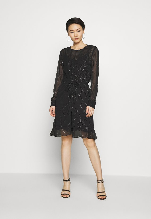 MIRAH OLISE DRESS - Cocktailkjoler / festkjoler - black