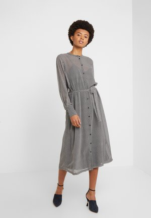 CACA MIRRAH DRESS - Abito a camicia - black
