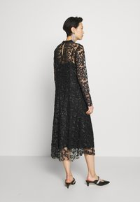 Bruuns Bazaar - PEARLA VIE DRESS - Sukienka koktajlowa - black - 2