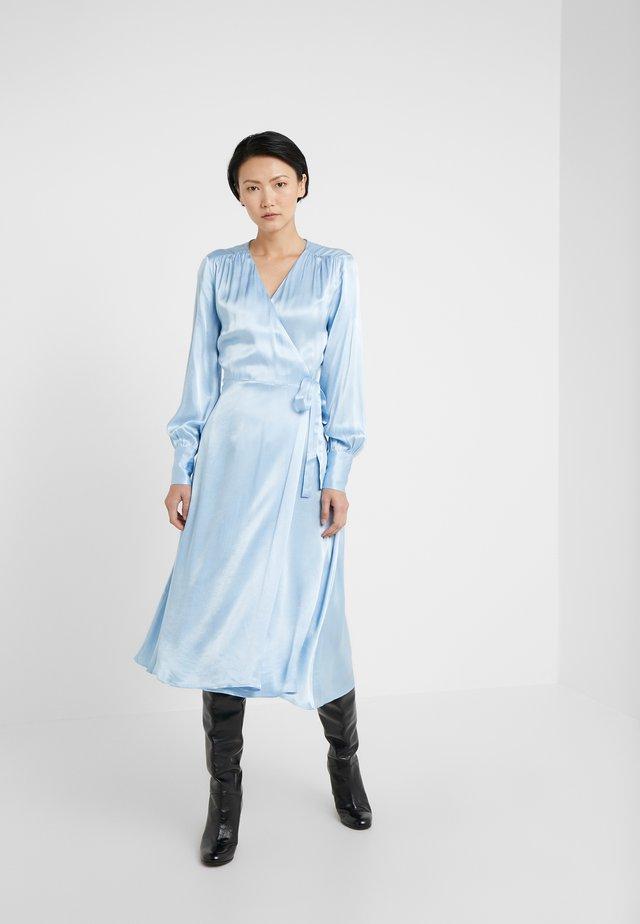 SOFIA NOORA DRESS  - Korte jurk - sky blue