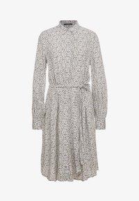 Bruuns Bazaar - FLEUR GARDENIA DRESS - Košilové šaty - artwork - 5