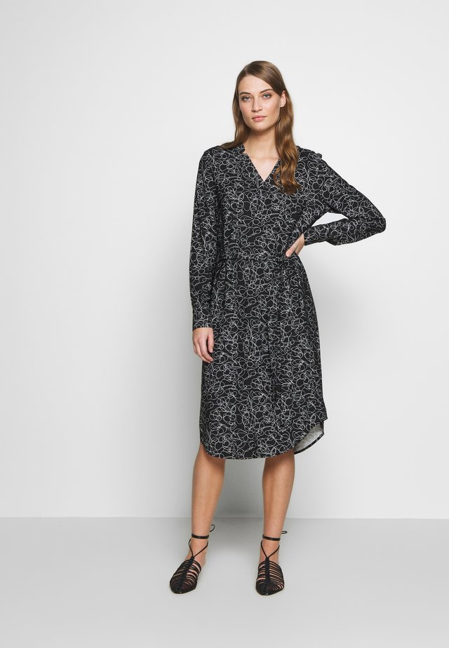 SKETCH REGITZA DRESS - Hverdagskjoler - black