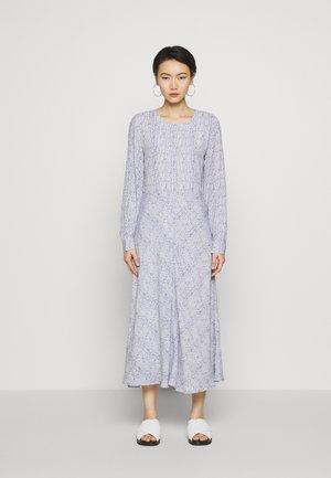 TOFINA DRESS - Długa sukienka - granite artwork