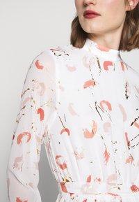 Bruuns Bazaar - BRUSH ENOLA DRESS - Hverdagskjoler - offwhite - 8