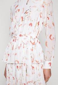 Bruuns Bazaar - BRUSH ENOLA DRESS - Hverdagskjoler - offwhite - 4