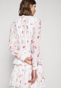 Bruuns Bazaar - BRUSH ENOLA DRESS - Hverdagskjoler - offwhite - 6
