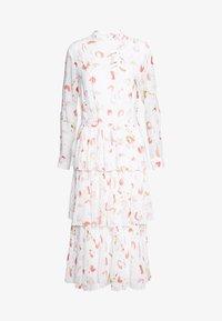 Bruuns Bazaar - BRUSH ENOLA DRESS - Hverdagskjoler - offwhite - 7