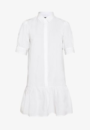FREYIE ALISE - Shirt dress - white