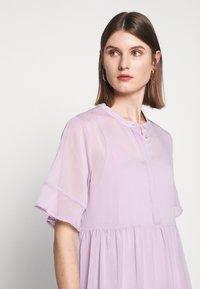 Bruuns Bazaar - ARIANA PASSION DRESS - Skjortekjole - purple - 3
