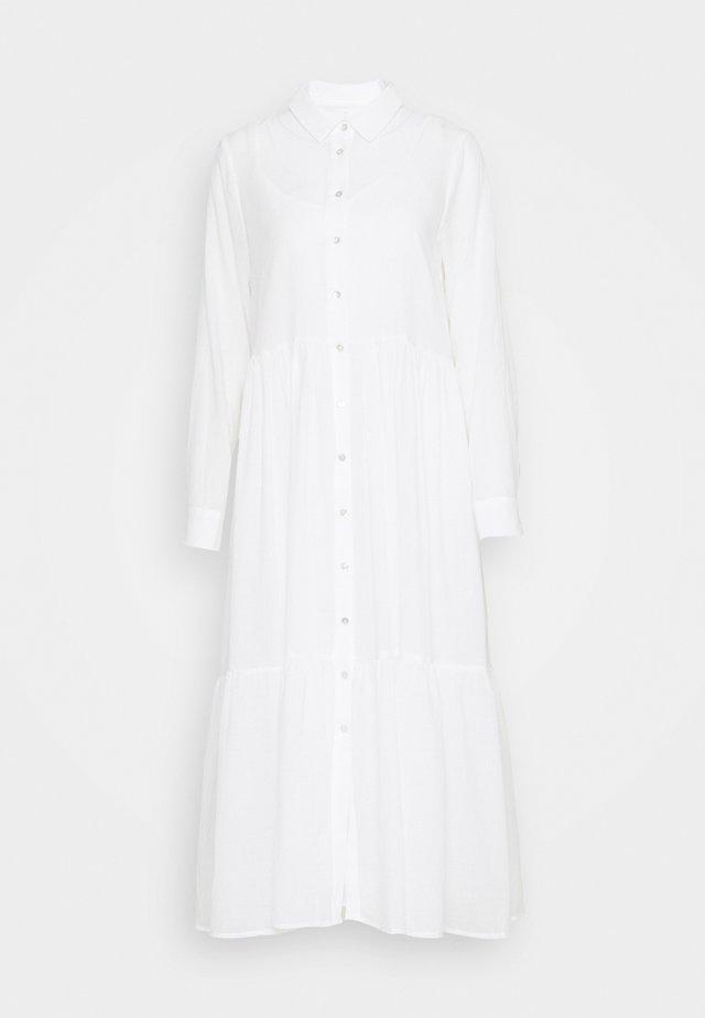 KATHIS GANA DRESS - Freizeitkleid - snow white