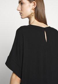 Bruuns Bazaar - HALAH GIGI DRESS - Hverdagskjoler - black - 7