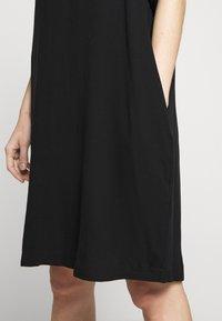 Bruuns Bazaar - HALAH GIGI DRESS - Hverdagskjoler - black - 5