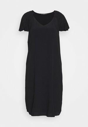 LILLI FENIJA DRESS - Korte jurk - black