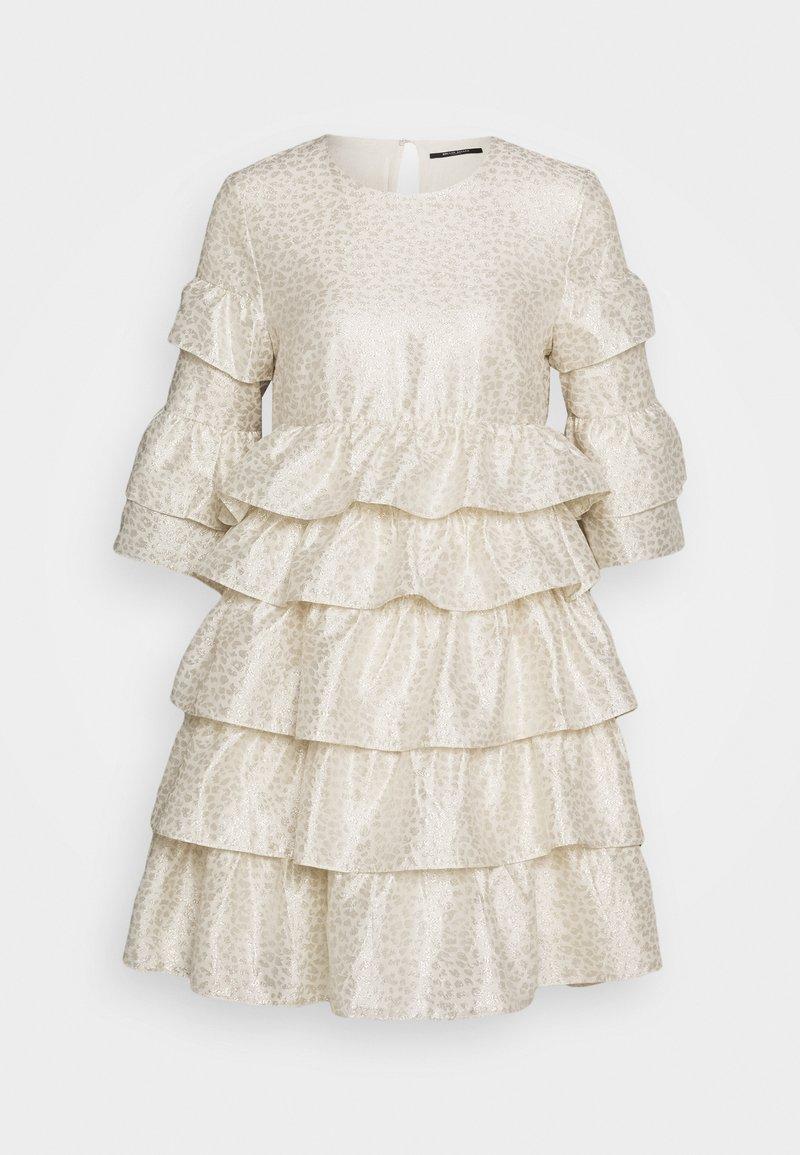 Bruuns Bazaar - FOLJA ANINE DRESS - Vestito elegante - gold