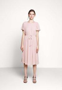 Bruuns Bazaar - ZILLA DRESS - Denní šaty - cream rose - 0