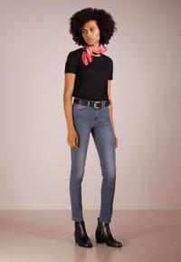Bruuns Bazaar - KATKA - T-shirt - bas - black - 1
