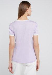 Bruuns Bazaar - KATKA ELSA TEE - T-shirt imprimé - pale lavender - 2