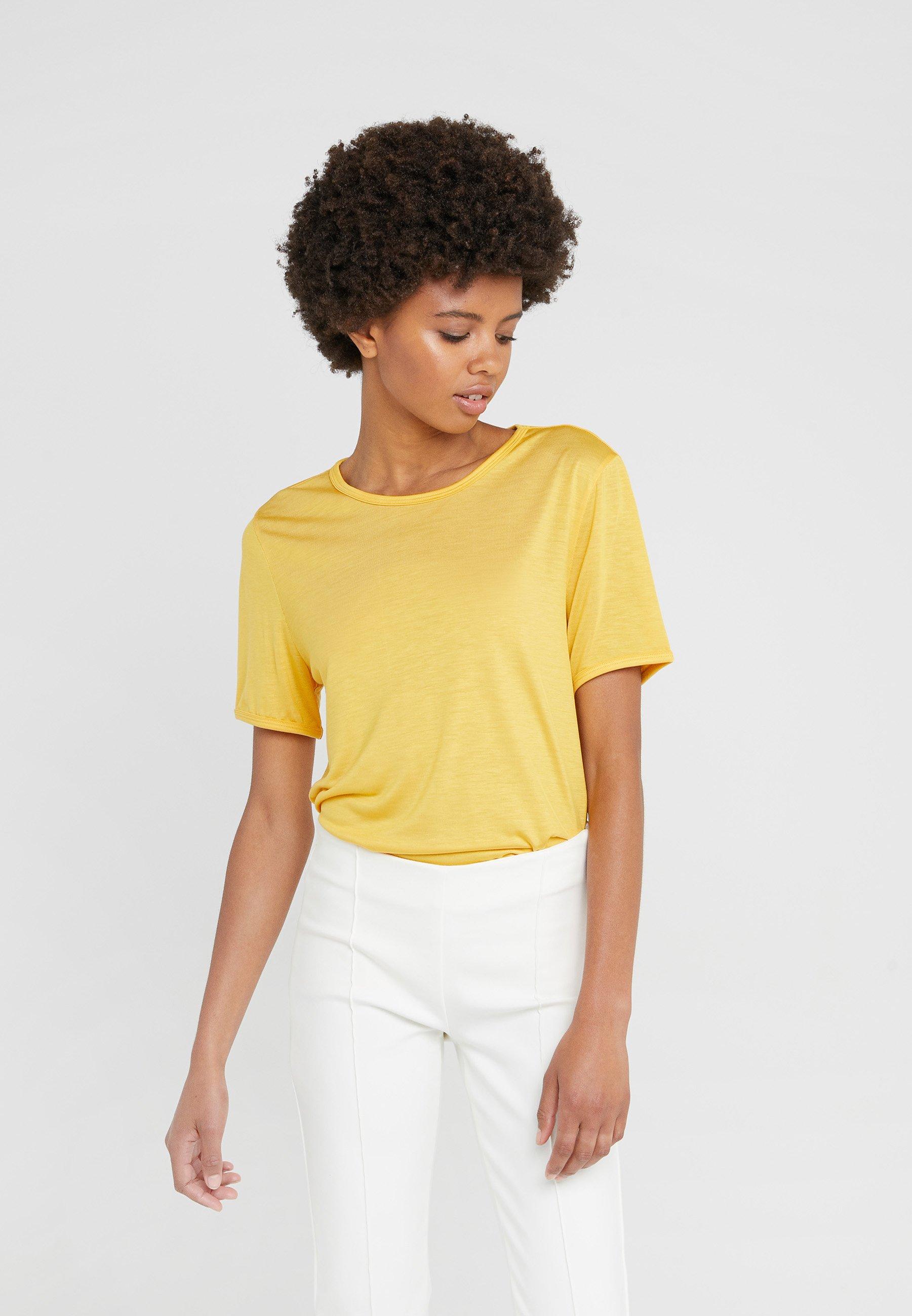 Molly Bruuns shirt Bazaar TeeT Peachy Perla Basique Yellow j34A5ScqRL