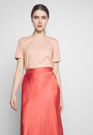 KALLY ALICIA TEE - T-shirt basic - cream rose