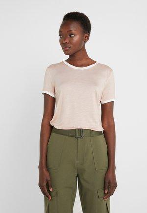 KATKA ELSA TEE - Print T-shirt - light rose