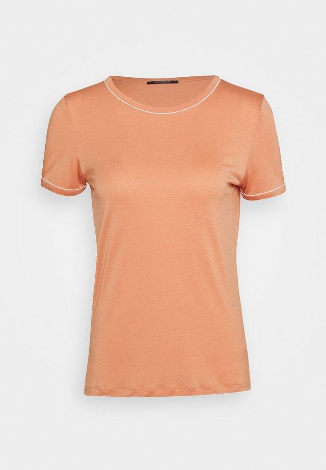 KATKA ALICIA TEE - T-Shirt basic - coral
