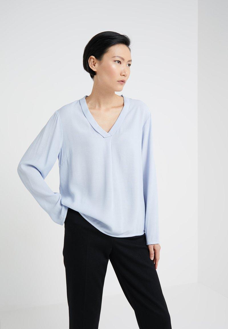 Bruuns Bazaar - LIVA  - Bluzka - blue