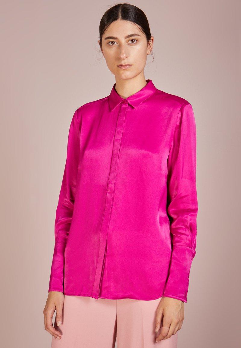 Bruuns Bazaar - BLAKE ELVIRA - Button-down blouse - rose pink