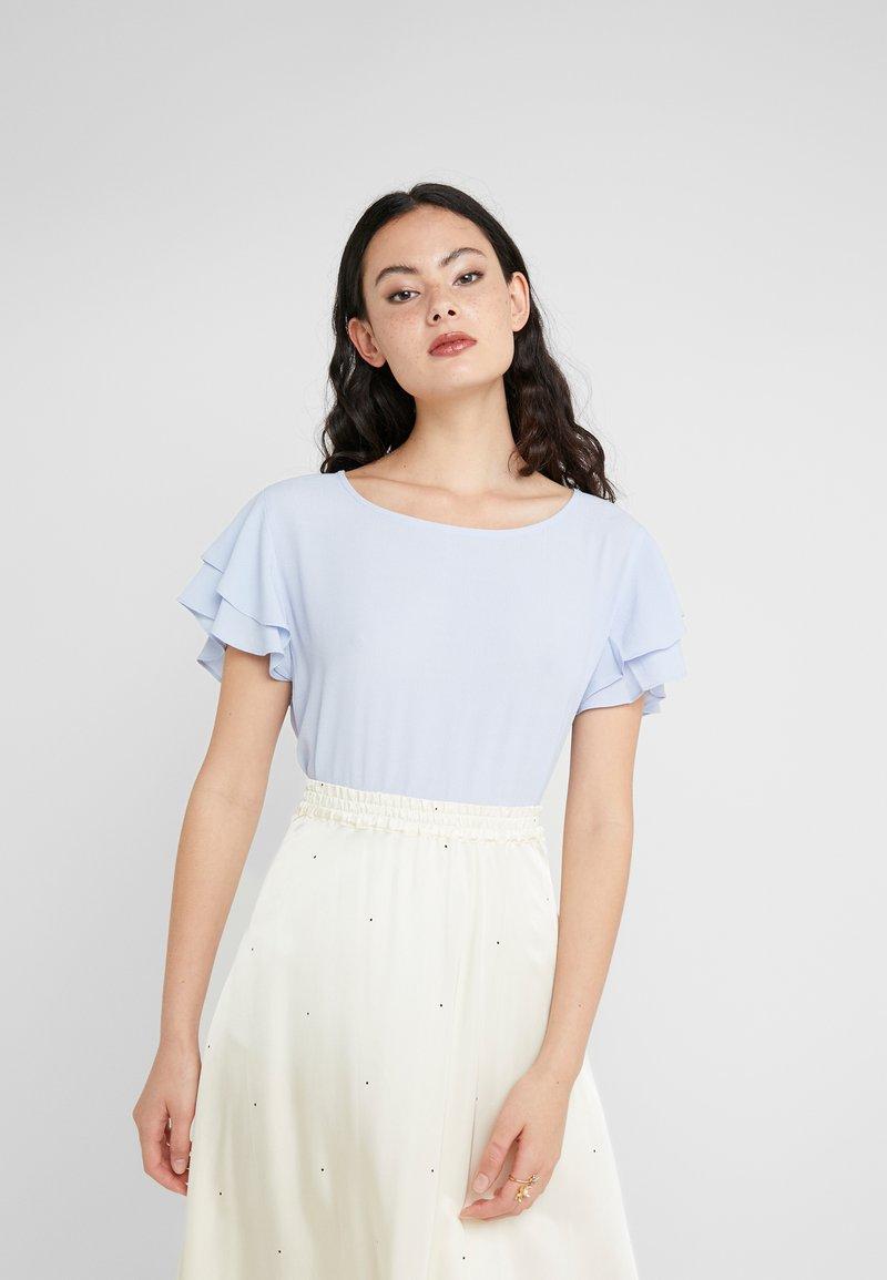 Bruuns Bazaar - LILLI RACHEL  - Blouse - blue violette
