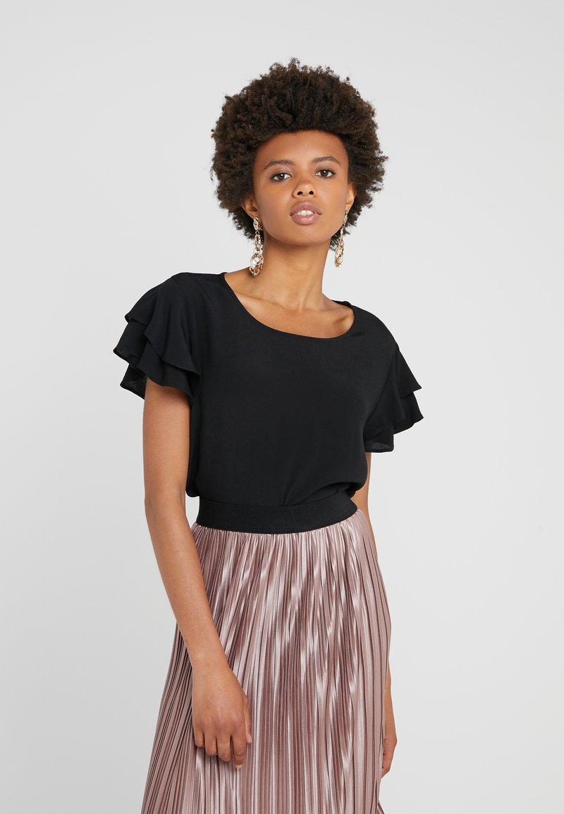 Bruuns Bazaar - LILLI RACHEL  - Blusa - black
