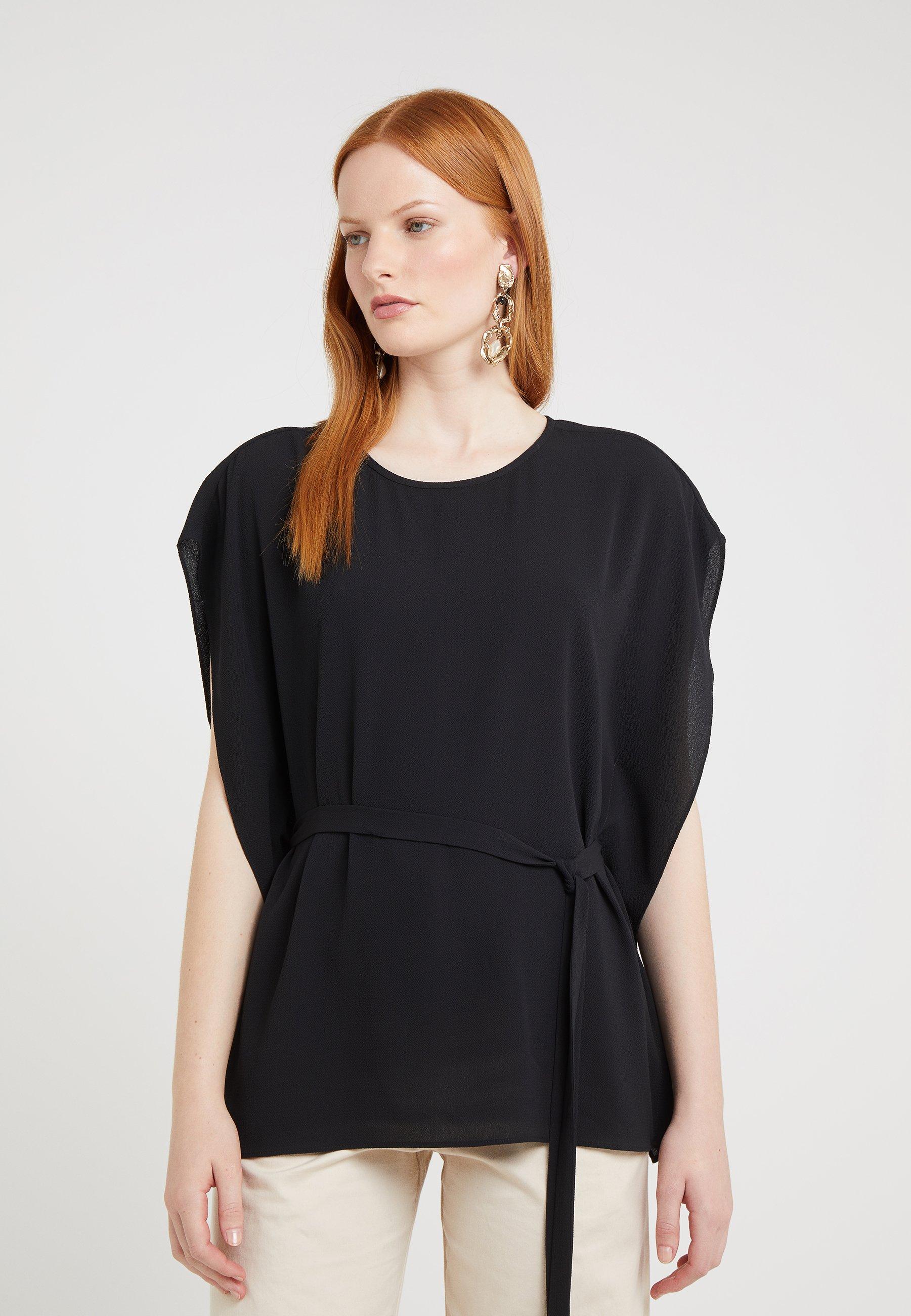 Bruuns Bazaar CAVA TOP - Blusa black