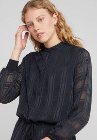 Bruuns Bazaar - FREYA ELISE - Koszula - black - 3