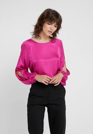 SHANNA MIRA BLOUSE - Blouse - rose pink