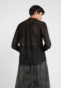 Bruuns Bazaar - ROSALEEN JACEE BLOUSE - Blouse - black - 2