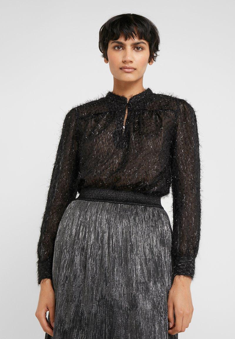 Bruuns Bazaar - ROSALEEN JACEE BLOUSE - Blouse - black