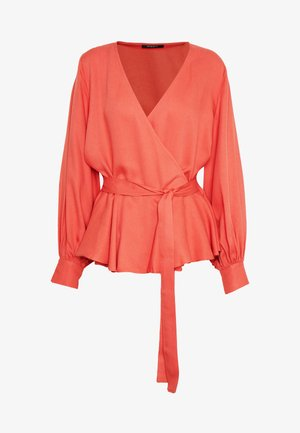 PRALENZA SILVINE BLOUSE - Blouse - poppy red