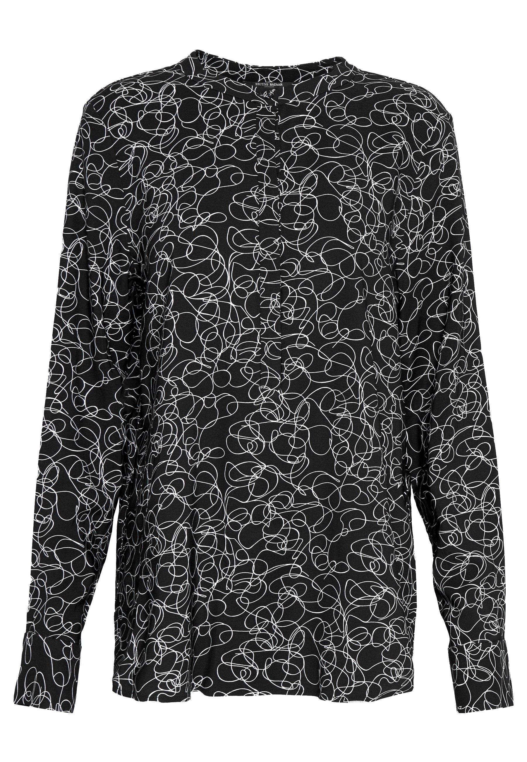 Bruuns Bazaar Sketch Inglis - Blouse Black
