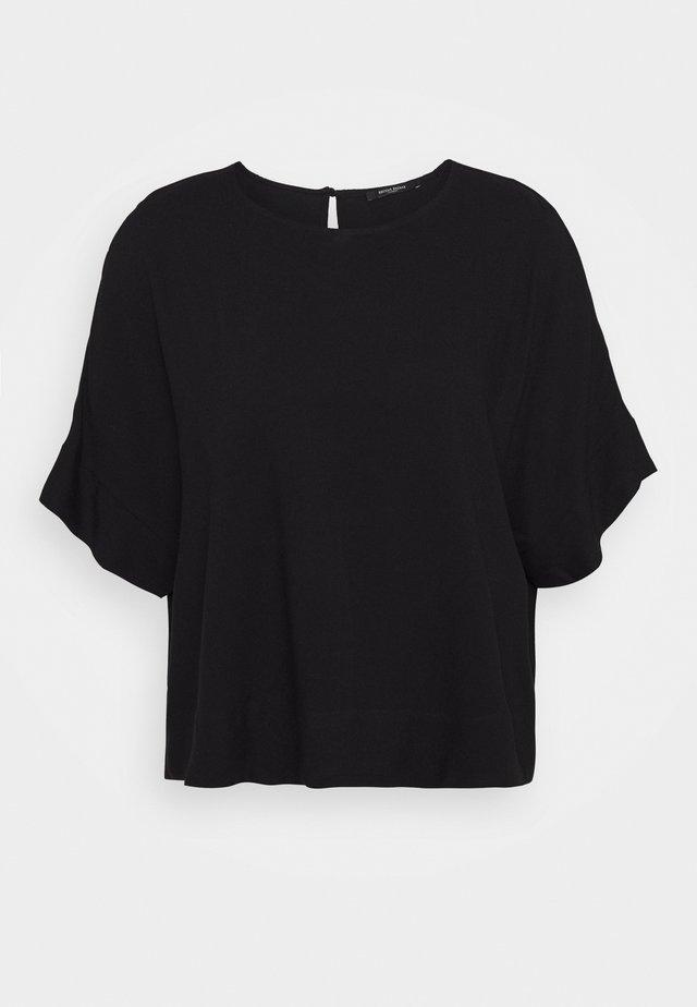 HALAH NINI BLOUSE - Bluse - black