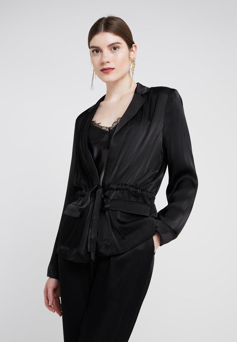 Bruuns Bazaar - SOFIA LOTUS - Blazer - black