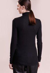 Bruuns Bazaar - ANGELA ROCK NECK - Neule - black - 2