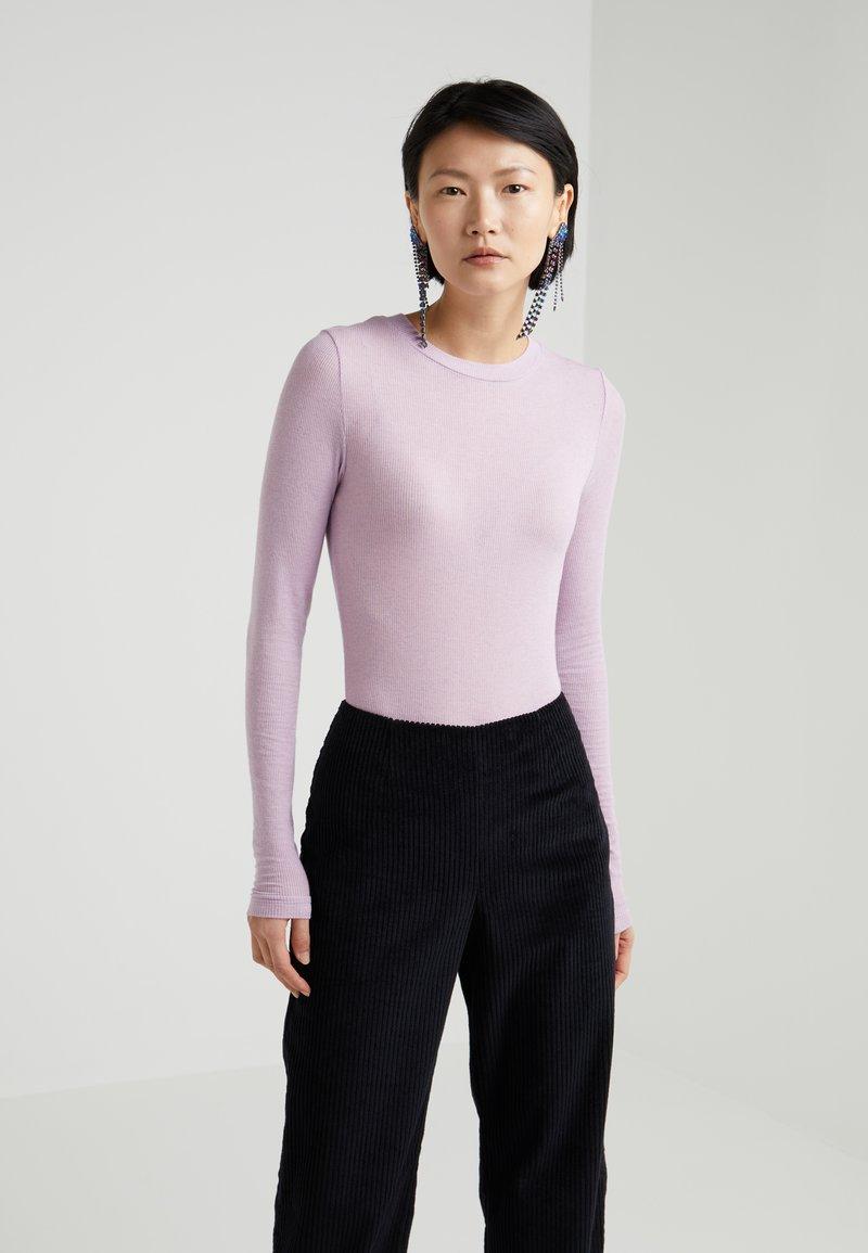 Bruuns Bazaar - ANGELA - Strickpullover - lavender