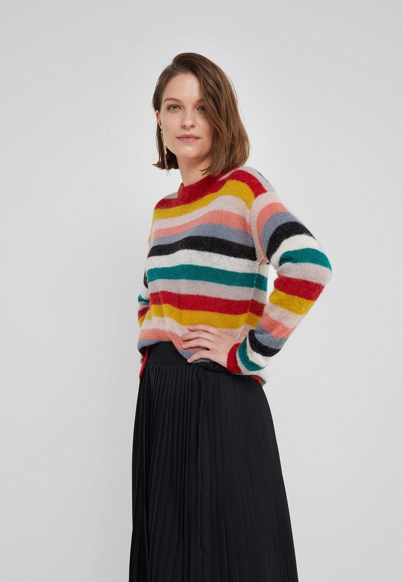 Bruuns Bazaar - PENELOPE ALINA PULLOVER - Strickpullover - multi color